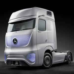 Future truck 2025 roadstars for Interieur der zukunft