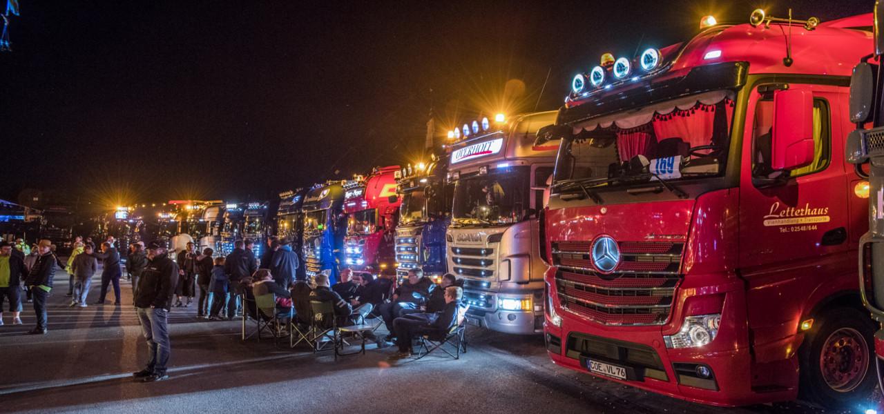 Mercedes benz auf dem truck grand prix 2016 roadstars for Mercedes benz events