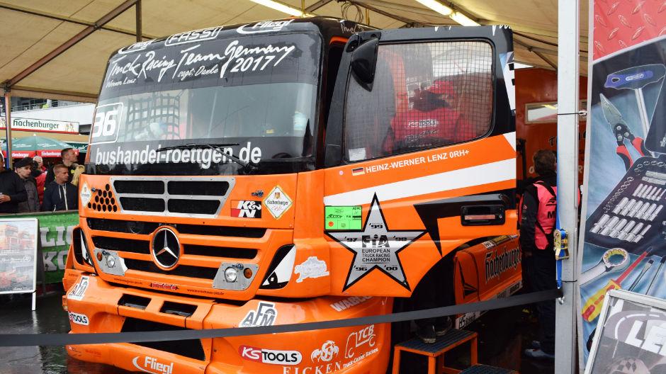 Truck Grand Prix 2017 Backstage Bericht Von Guido Baumann Roadstars