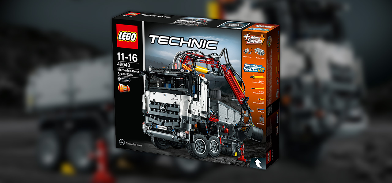 lego® technic construction site vehiclethe lego group and