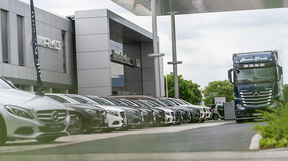 Mercedes Werkstatt Karlsruhe