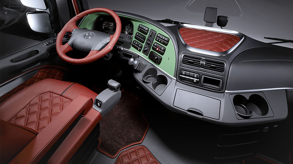 Actros Trust Edition A Strong Symbol Of Trust Roadstars