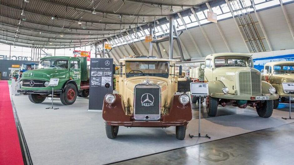 Gaggenau Mercedes