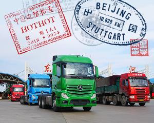 Ny rysk konvoj korsar gransen
