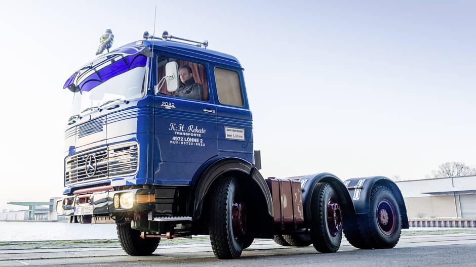 Classic Trucks Magazine >> How Dennis Rekate found his LPS 2032 - RoadStars