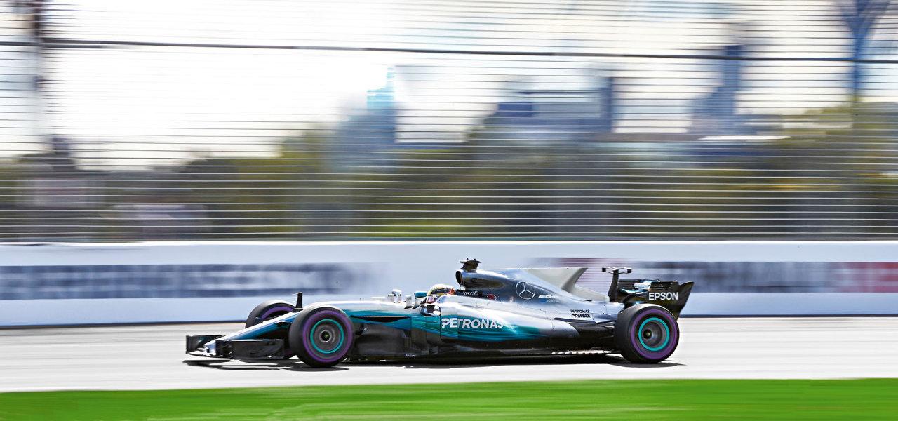 F rmula 1 arranca a log stica para a poca de 2018 for Mercedes benz formula 1