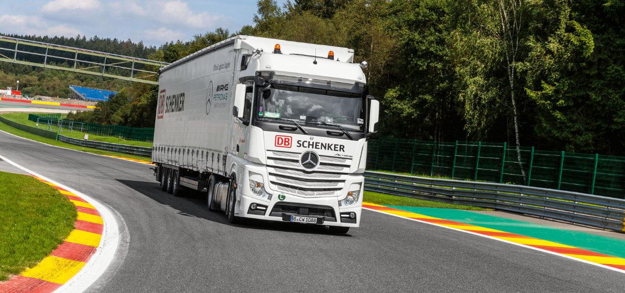 8f1d519ea06 Formule 1: logistika pro sezónu 2018 začíná - RoadStars