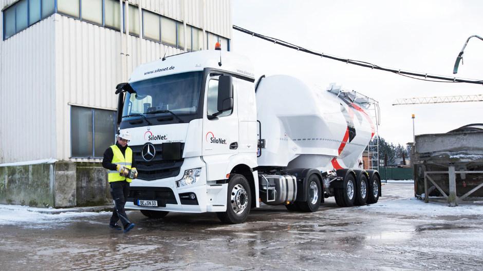 fleet logistics sverige