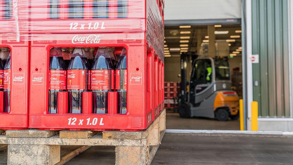 Logistica De Bebidas Como Llega La Coca Cola A La Botella Y