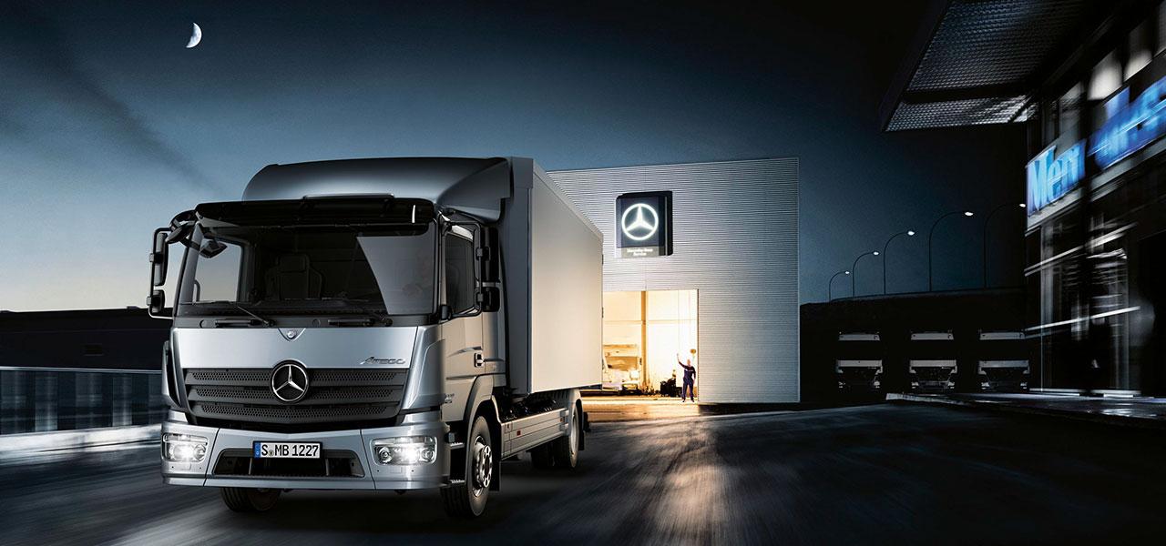 Dienstleistungen roadstars for Mercedes benz emergency service