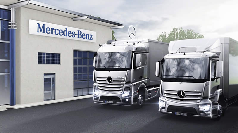 Profitable end to end solution roadstars for Mercedes benz residual value