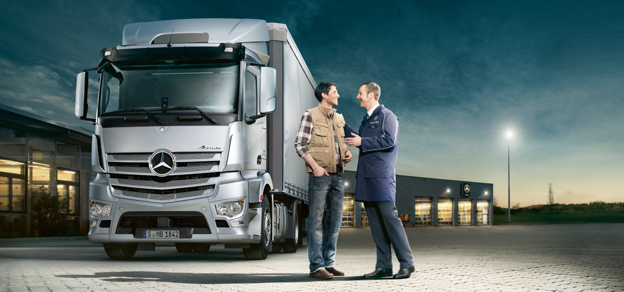 Mercedes benz services roadstars for Mercedes benz service contract