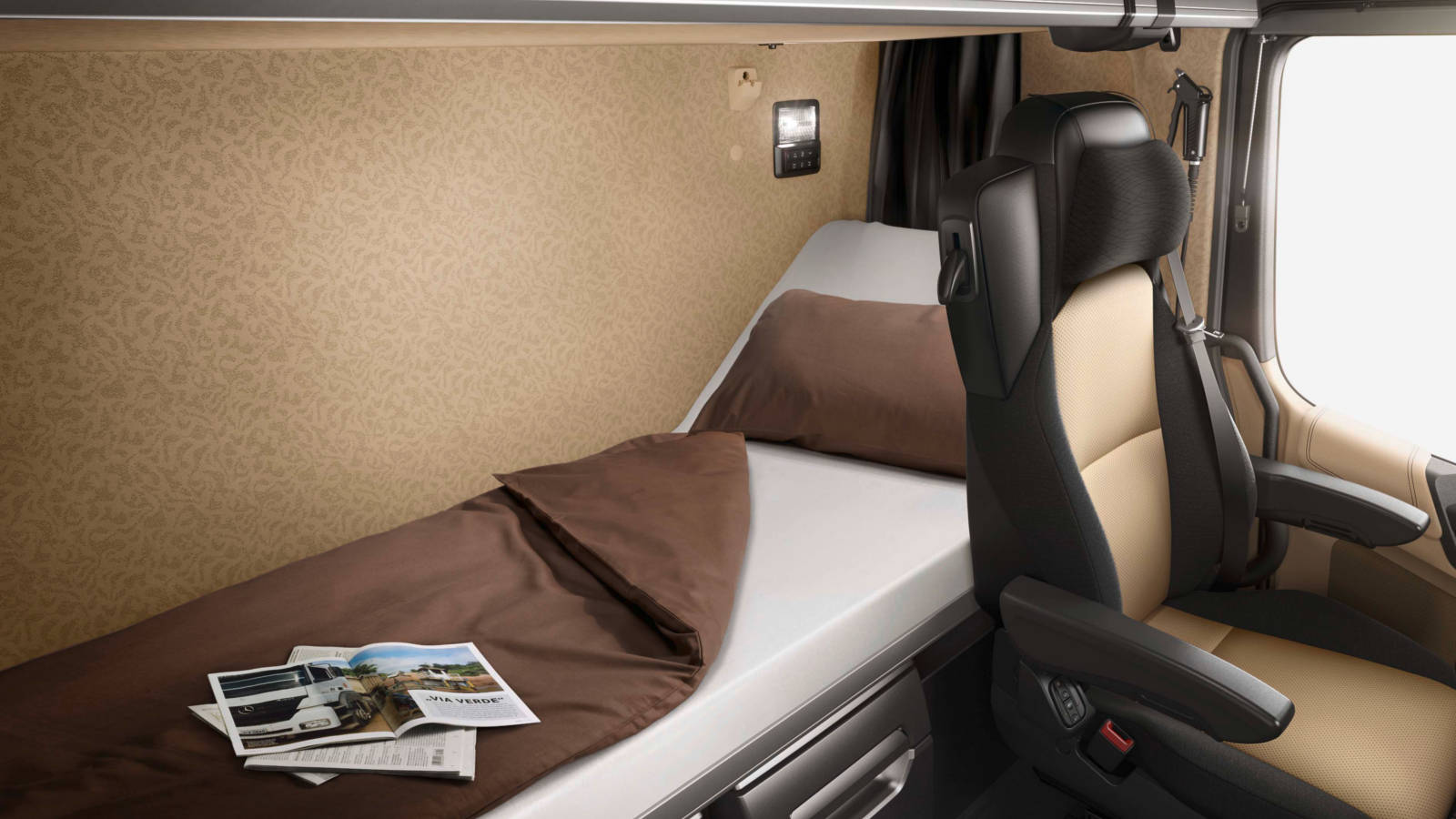 Comfort roadstars for Mercedes benz products
