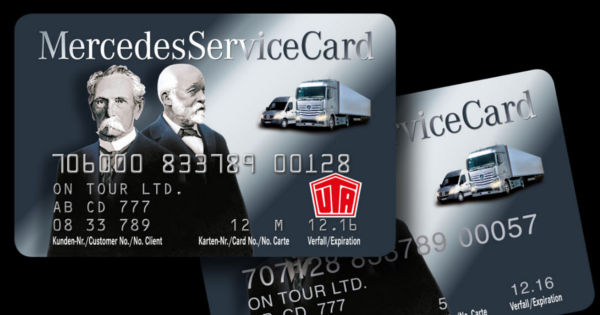 Mercedesservicecard roadstars for Mercedes benz service promotional code
