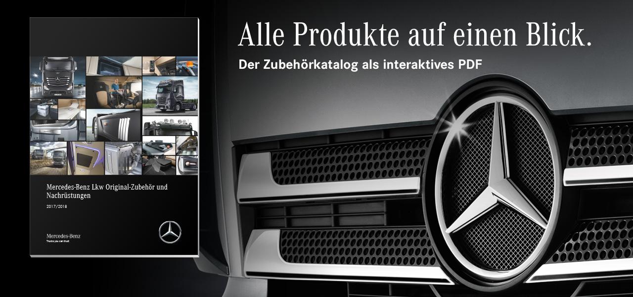 Mercedes Zubehör Online Shop