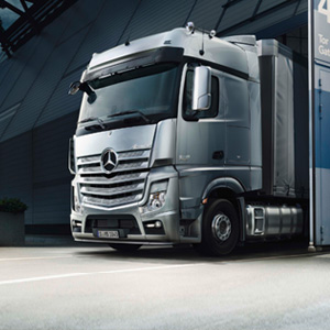 The new Actros - RoadStars