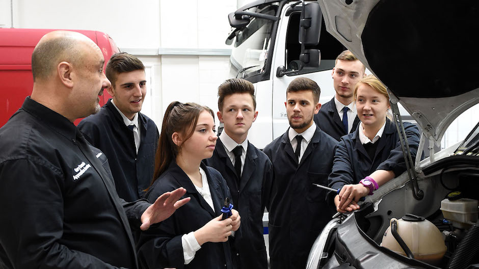 Mercedes Benz Elite Technician Training