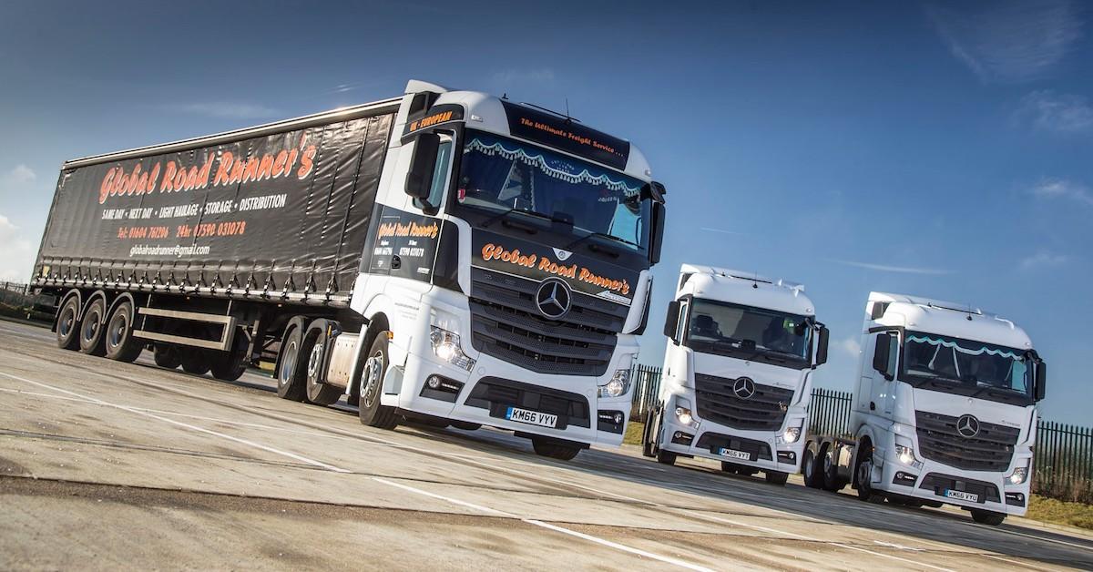 Mercedes benz actros goes global roadstars for Mercedes benz truck financial