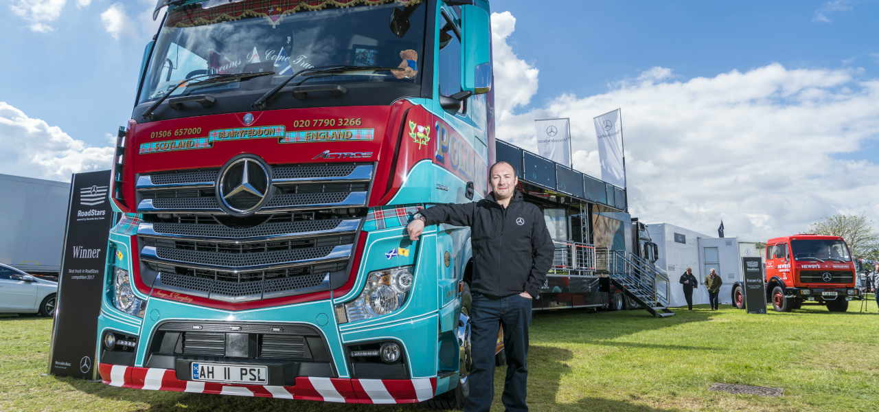 Summer is nearly here – and so is Truckfest!
