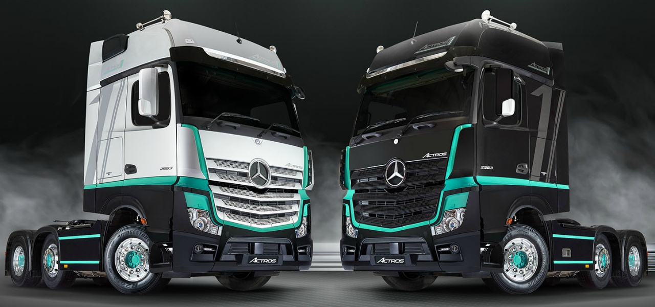 meet your perfect driving partner the uk limited edition actros1 roadstars. Black Bedroom Furniture Sets. Home Design Ideas