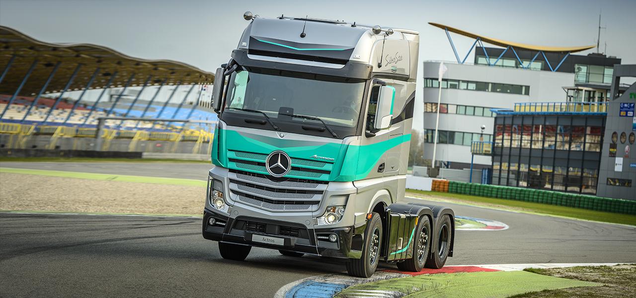 Mercedes benz silver star
