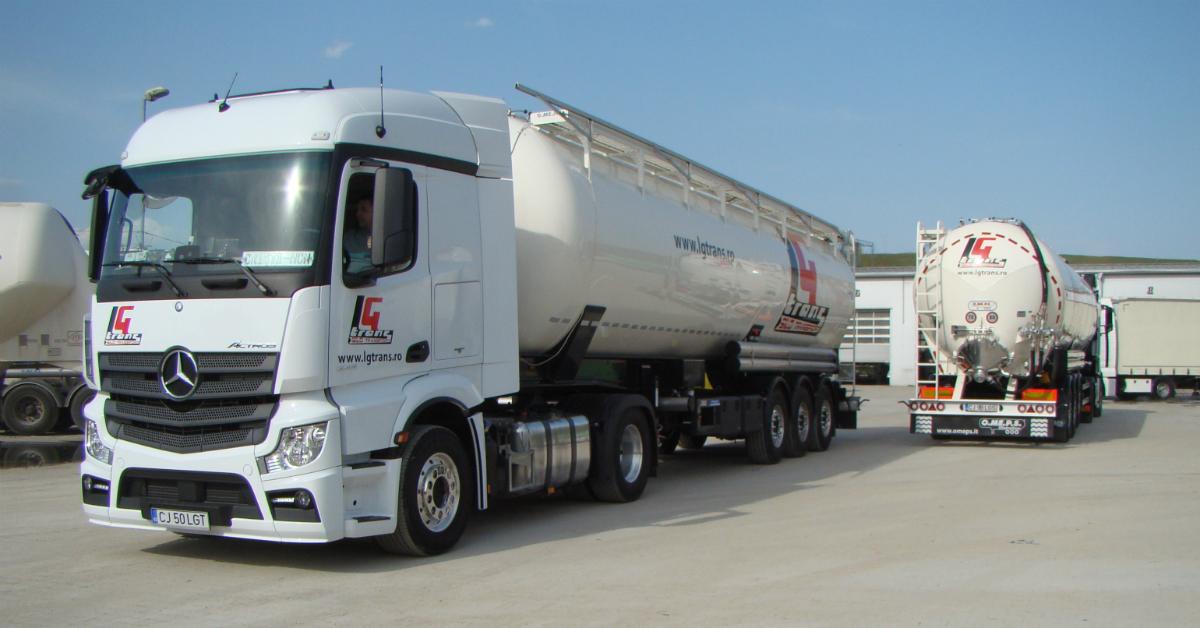 pierderea în greutate pentru șoferii de camioane